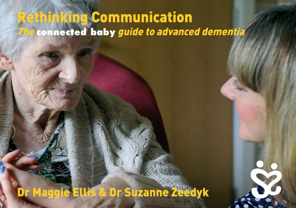 Suzanne Zeedyk - connected baby guide to dementia
