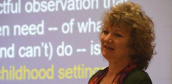 Suzanne's Biology of Attainment talk