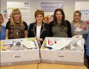 Scotland's Baby Box