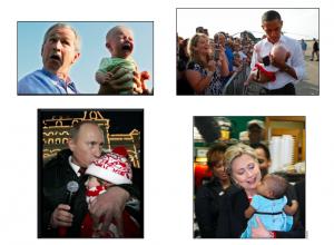 Politicians & babies